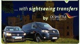 CK Shuttle Cesky Krumlov